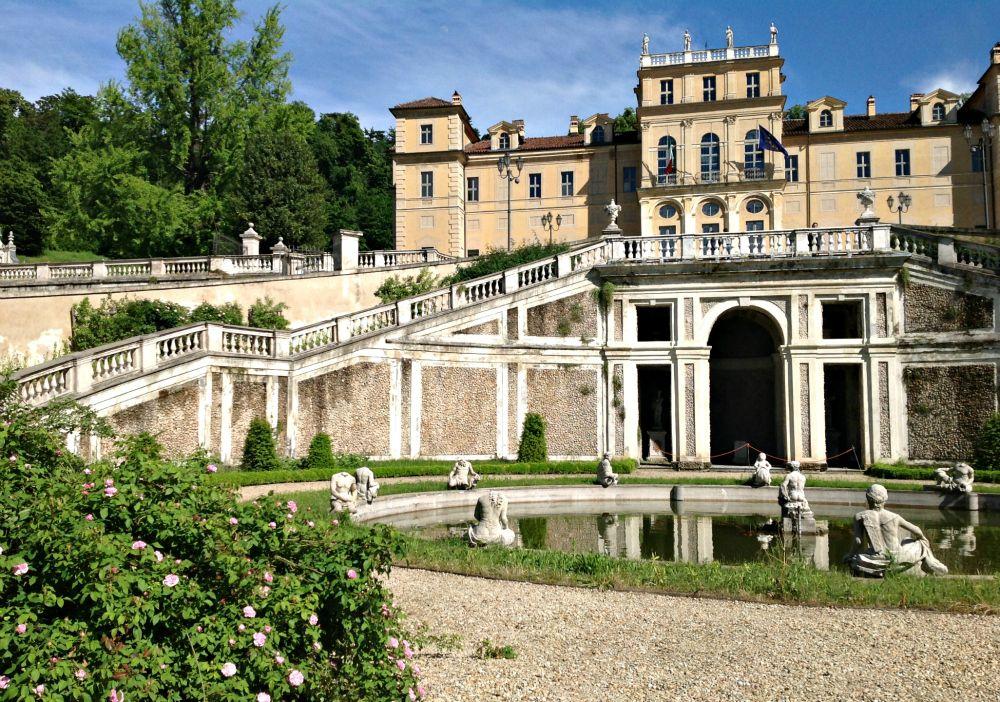 TorinoVilla della Regina Turim, Italia, Fotos
