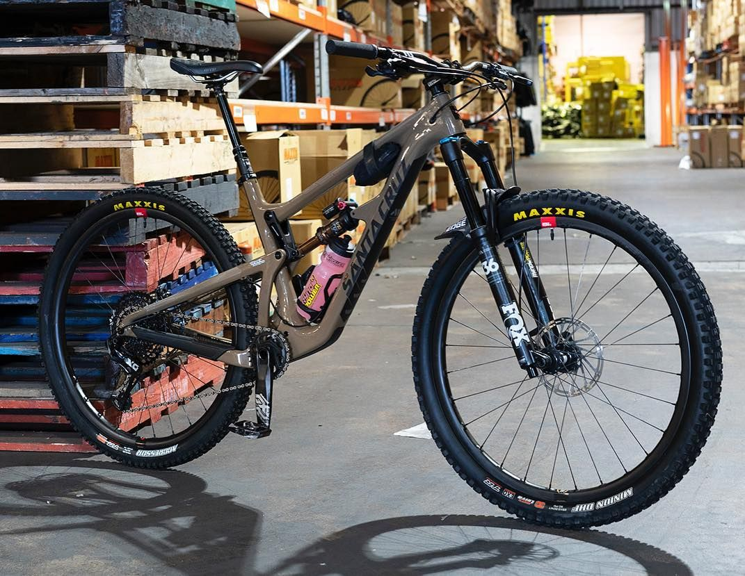 Santa Cruz Bicycles Australia On Instagram New Bike Day For Our