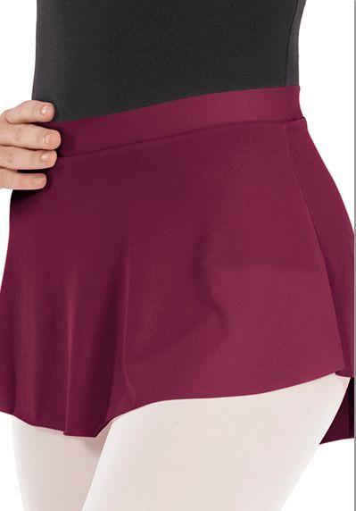 Eurotard 06121 Pull On Mini Ballet Skirt - Adult