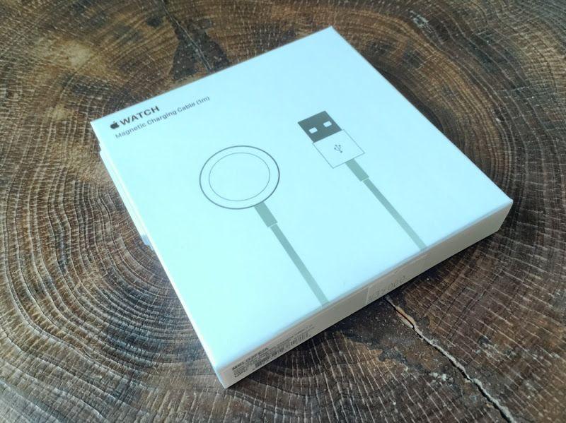 Smart & Simple: Apple Watch 마그네틱 충전 케이블(1 m) 구입