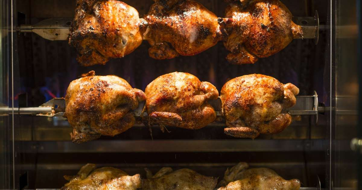This Fall Off The Bone Chicken Recipe Is Better Than Any Rotisserie Bird Rotisserie Chicken