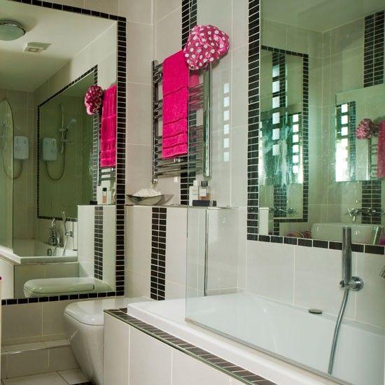 Art Deco Bathroom Tile Modern