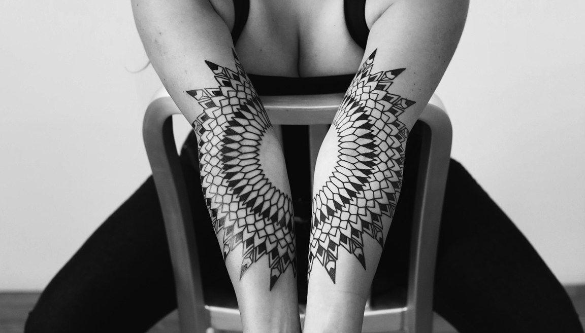 2spirit Tattoo Blackwork Dotwork Tattoos Geometric Tattoo 2spirit Tattoo Tattoos