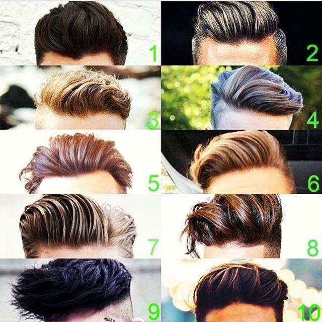 Hair Menshair Highlights Quiff Style Menssytle Shorthair Mens Lads Brown Darkhair Short Hair Haircuts Brown Hair Dye Hair And Beard Styles