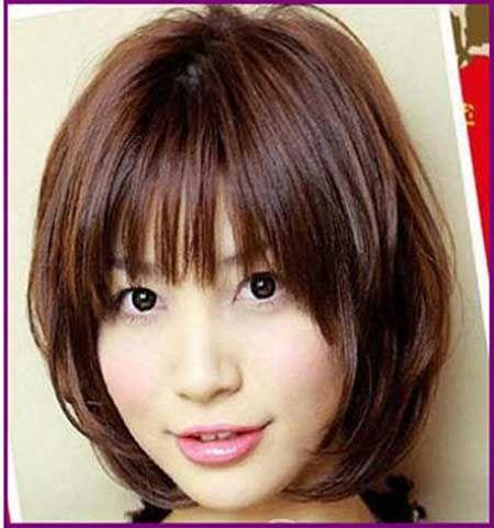 Short Layered Bob Hairdo For Ladies Medium Length Hair Styles Medium Hair Styles Layered Hair