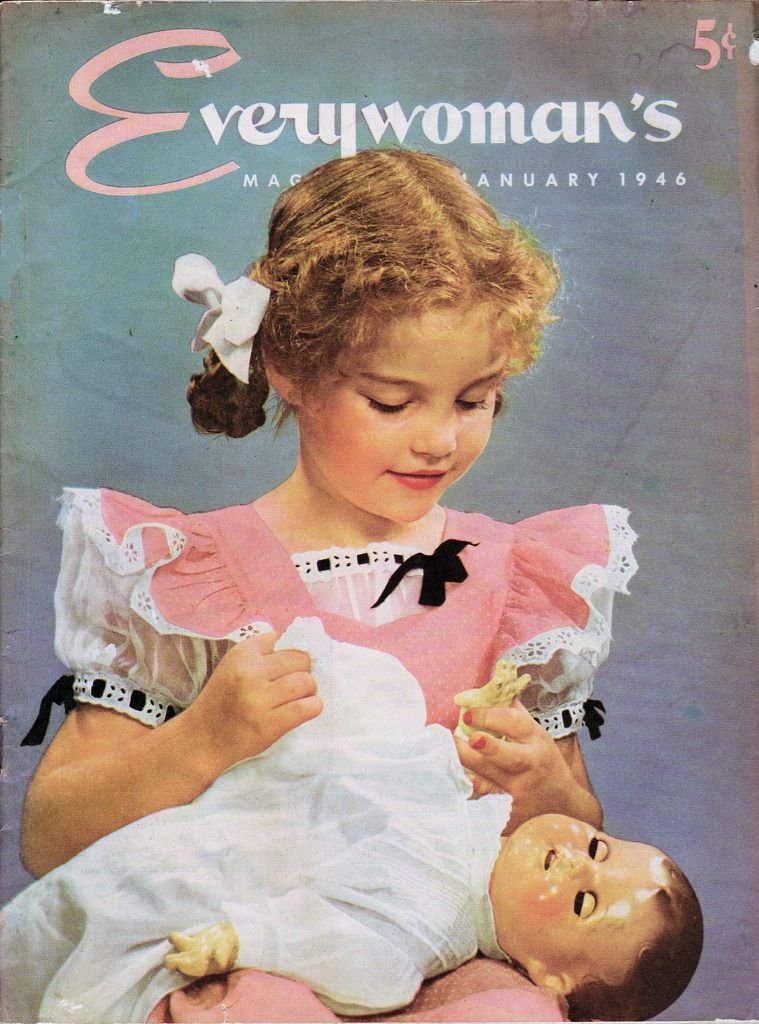 Everywoman's Magazine, January 1946