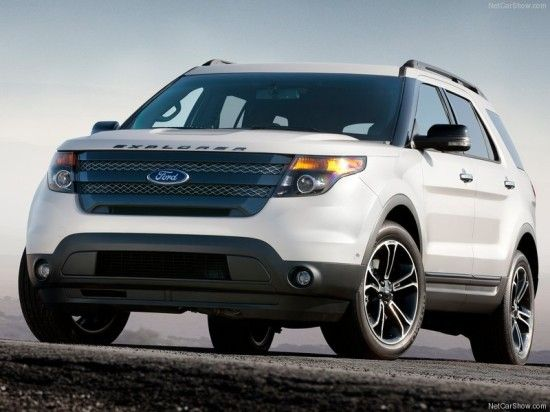 Ford Explorer 5 Best Cars For Tall People