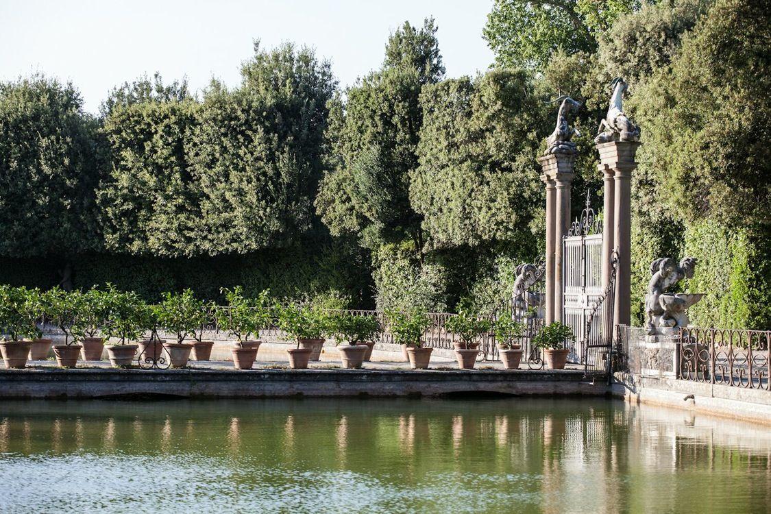 Boboli Gardens In Florence Visit The Boboli Garden Behind Palazzo Pitti In Florence Boboli Florence Italian Garden