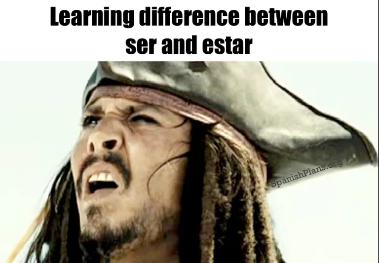 20 Funniest Memes Only Spanish Speakers And Learners Will Relate To The Language Nerds Pirates Of The Caribbean Caribbean Quote Jack Sparrow Funny