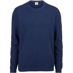 Photo of Olymp Level Five Strick Pullover, body fit, Rauchblau, L Olymp