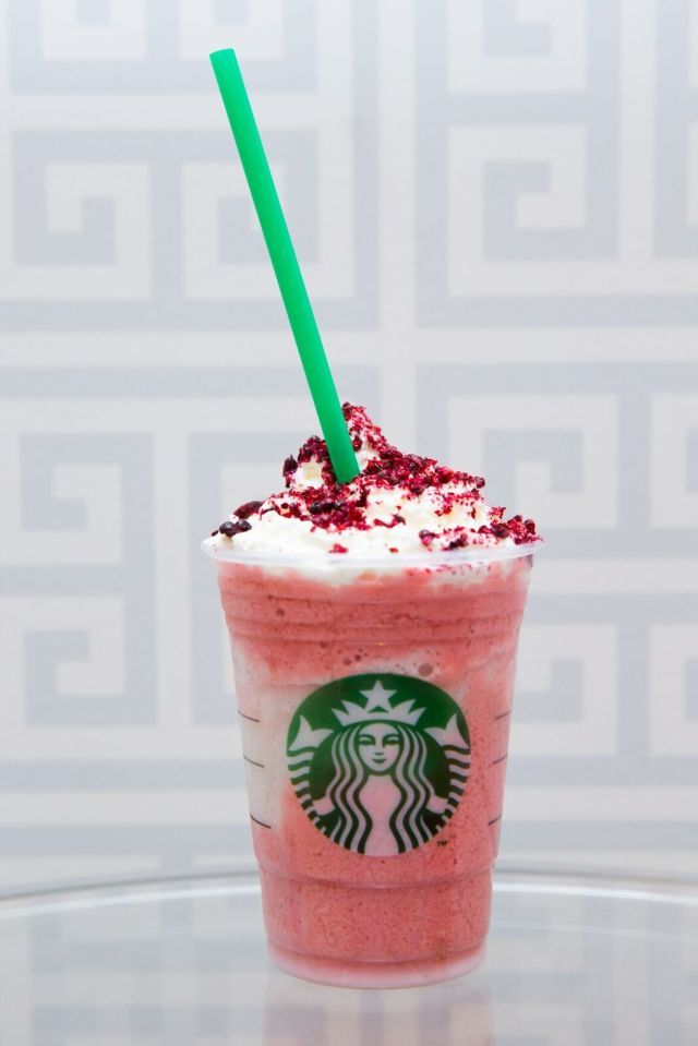11 Secret Starbucks Drinks That Are Perfect For Valentineu0027s Day
