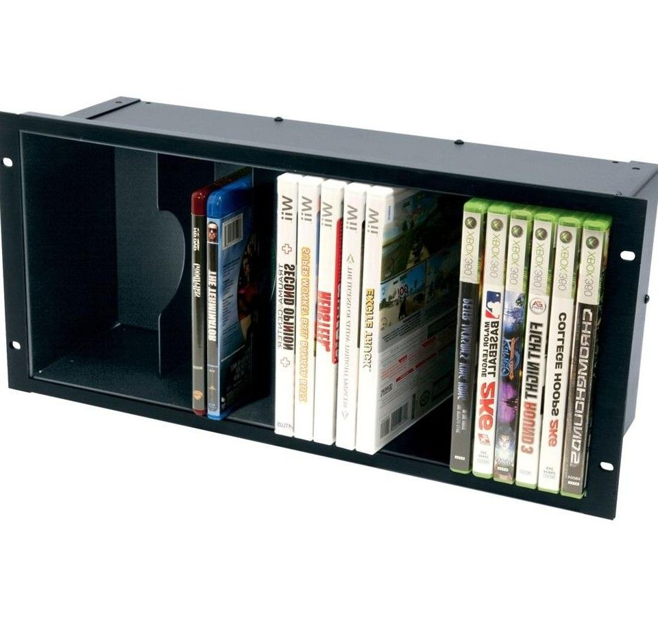 Take A Look At These Clever CD And DVD Storage Ideas For Housing Your DVD  Collection But Out Of Sight. You Will Never Pick Through Disorganized  Drawers Of.