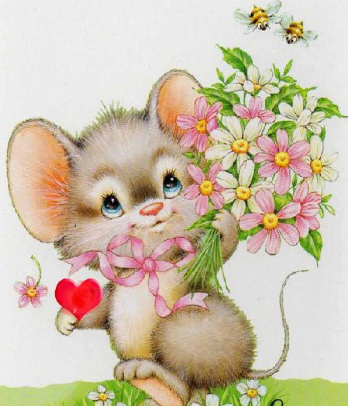 Красивые открытки и рисунки