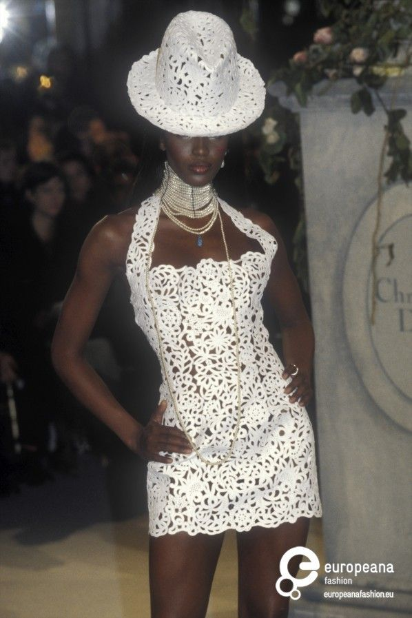 83dd27333814bb Christian Dior, Spring-Summer 1997, Couture | Christian Dior in 2019 ...