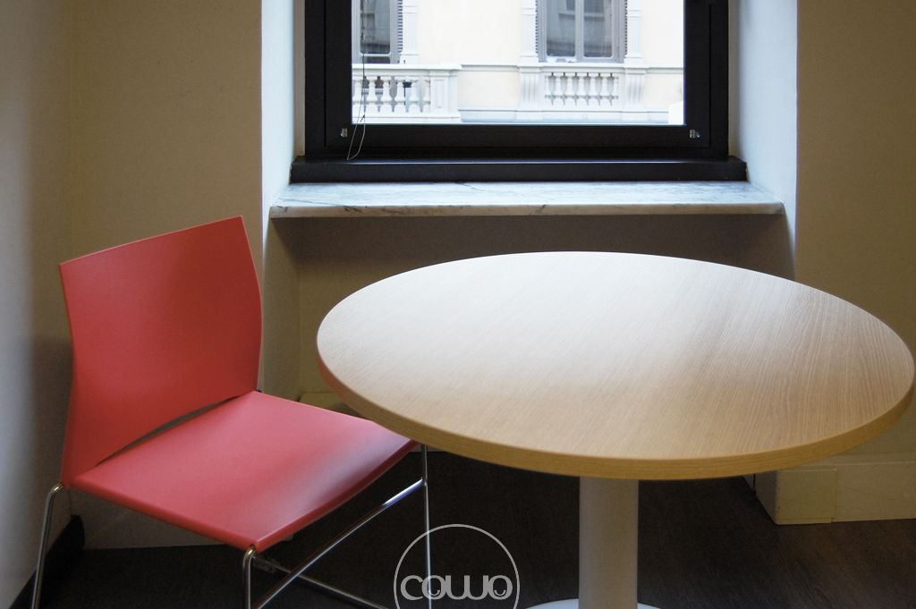 Spazio di coworking a Torino presso il Palazzo Galileo. Affiliato alla Rete Cowo® http://www.coworkingproject.com/coworking-network/torino-galileo/