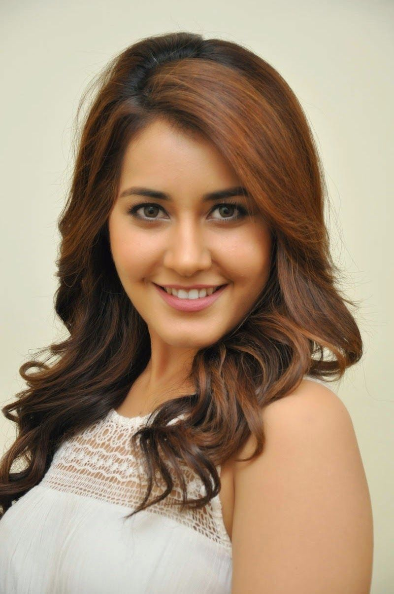 In White Dress At Movie Success Meet Beautiful Haircuts Beautiful Hair Beautiful Girl Indian