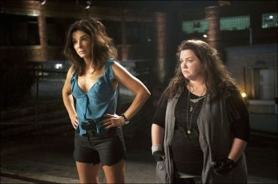 This a review of the Sandra Bullock/Melissa McCarthy film The Heat.