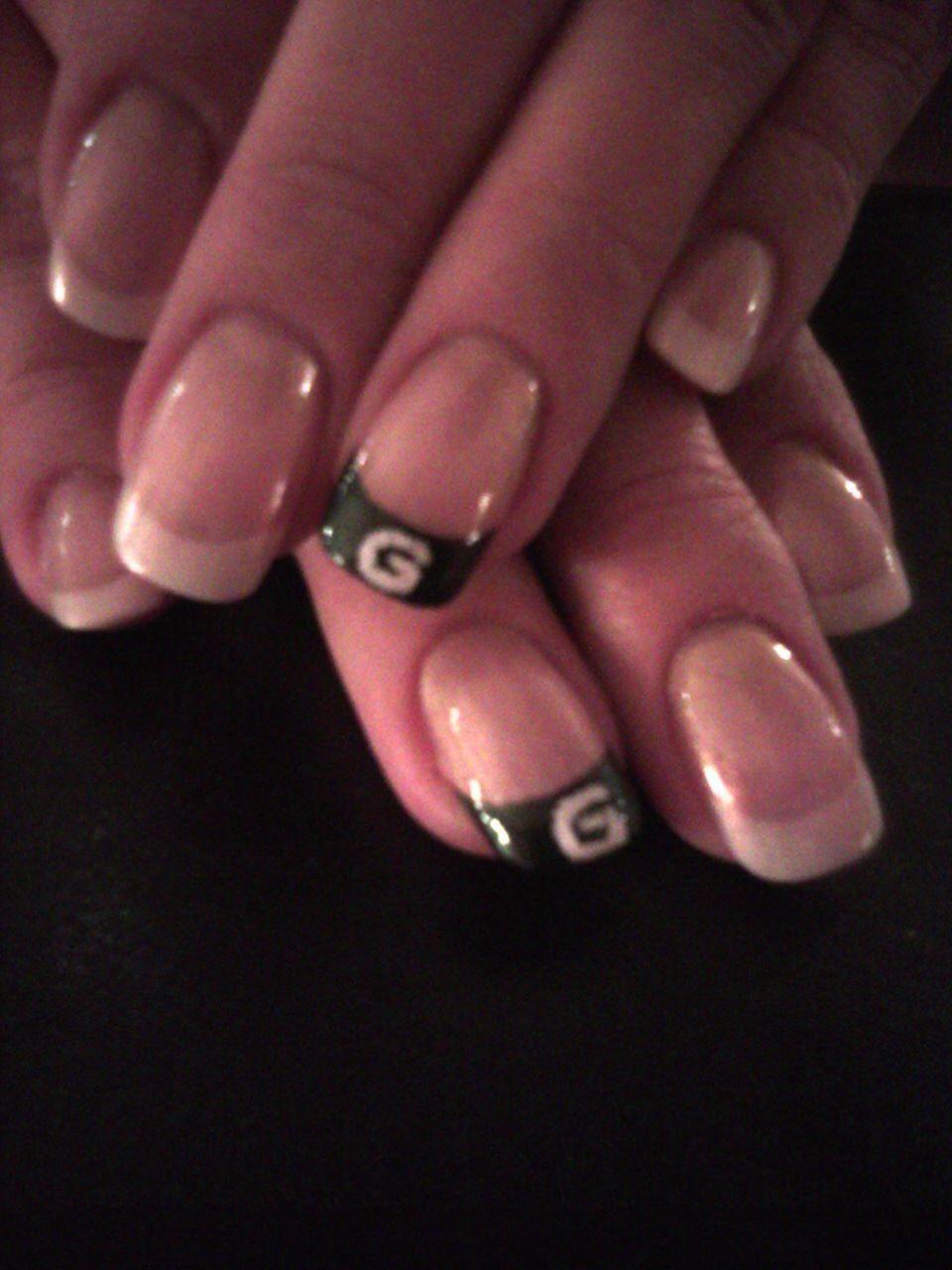 Packer nails! Pretty nails, Nails, Packer nails