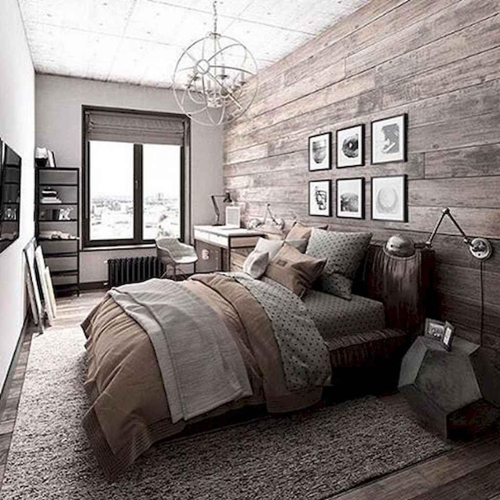 75 Urban Farmhouse Master Bedroom Decor Ideas Rustic