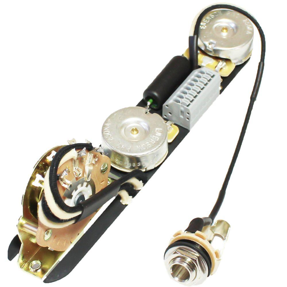 obsidianwire 5 way for nashville tele solder less. Black Bedroom Furniture Sets. Home Design Ideas
