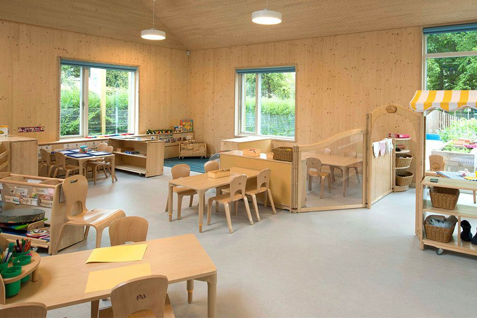 Community Playthings Edinburgh University Nursery