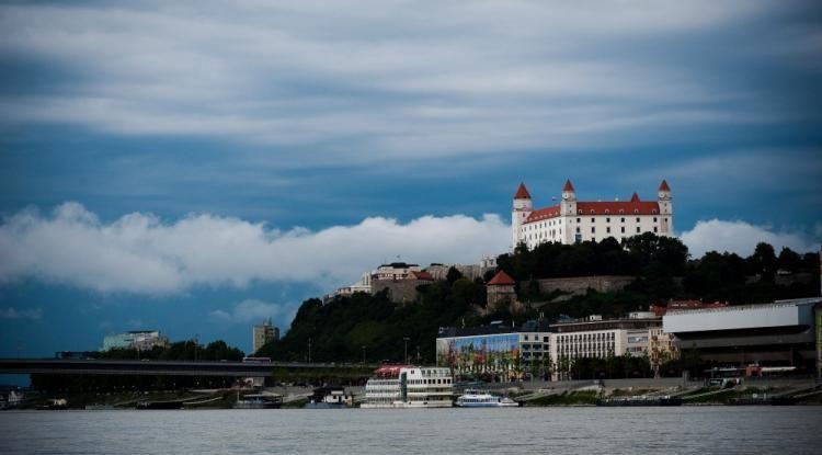 Bratislavský hrad, Slovensko, Bratislava