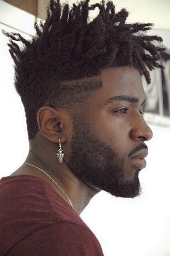Love The Cut Afropunk Pinterest Black Men Haircuts Black