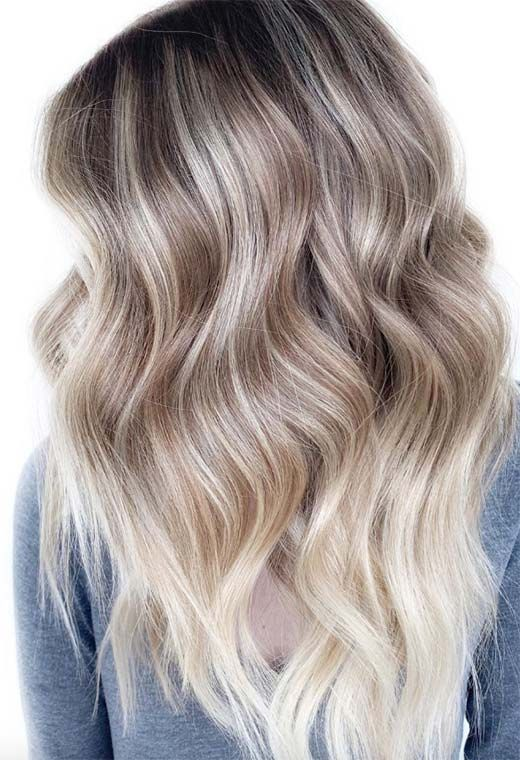 63 Cool Ash Blonde Hair Color Shades: Ash Blonde Hair Dye Kits to Try