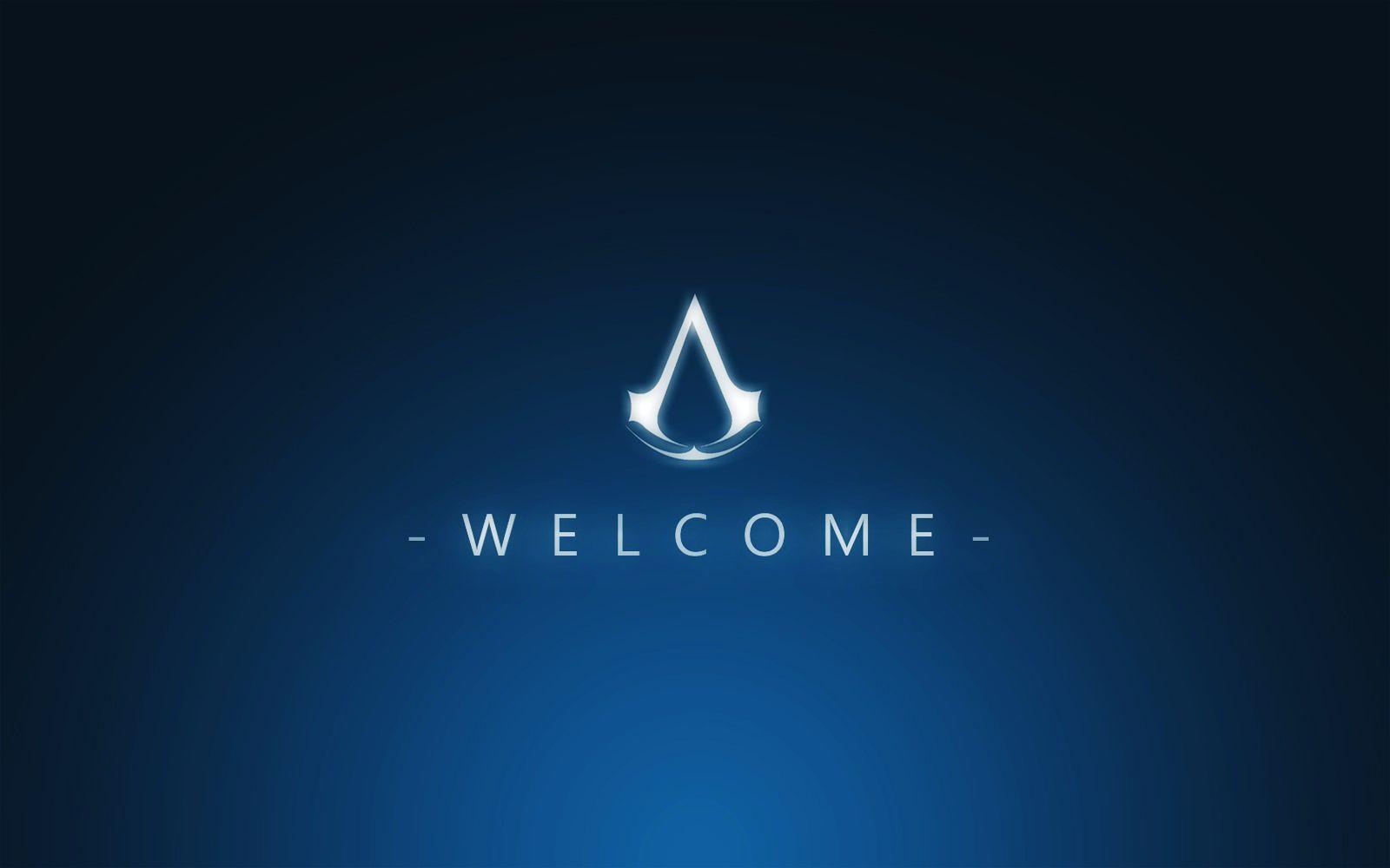 Welcome Assassin Games Logo Wallpaper Best