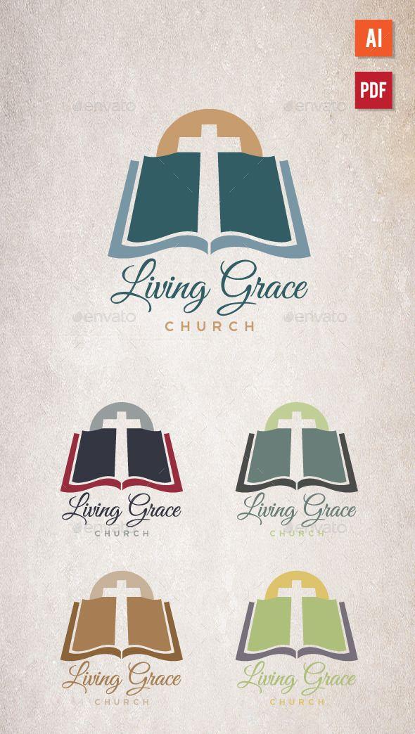 Church Logo   Church logo, Logo templates and Logos