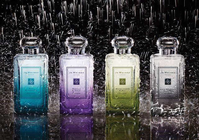 Fleur De Force: London Rain by Jo Malone