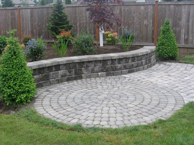 Young S Landscape Design Llc Walkways Patios Driveways