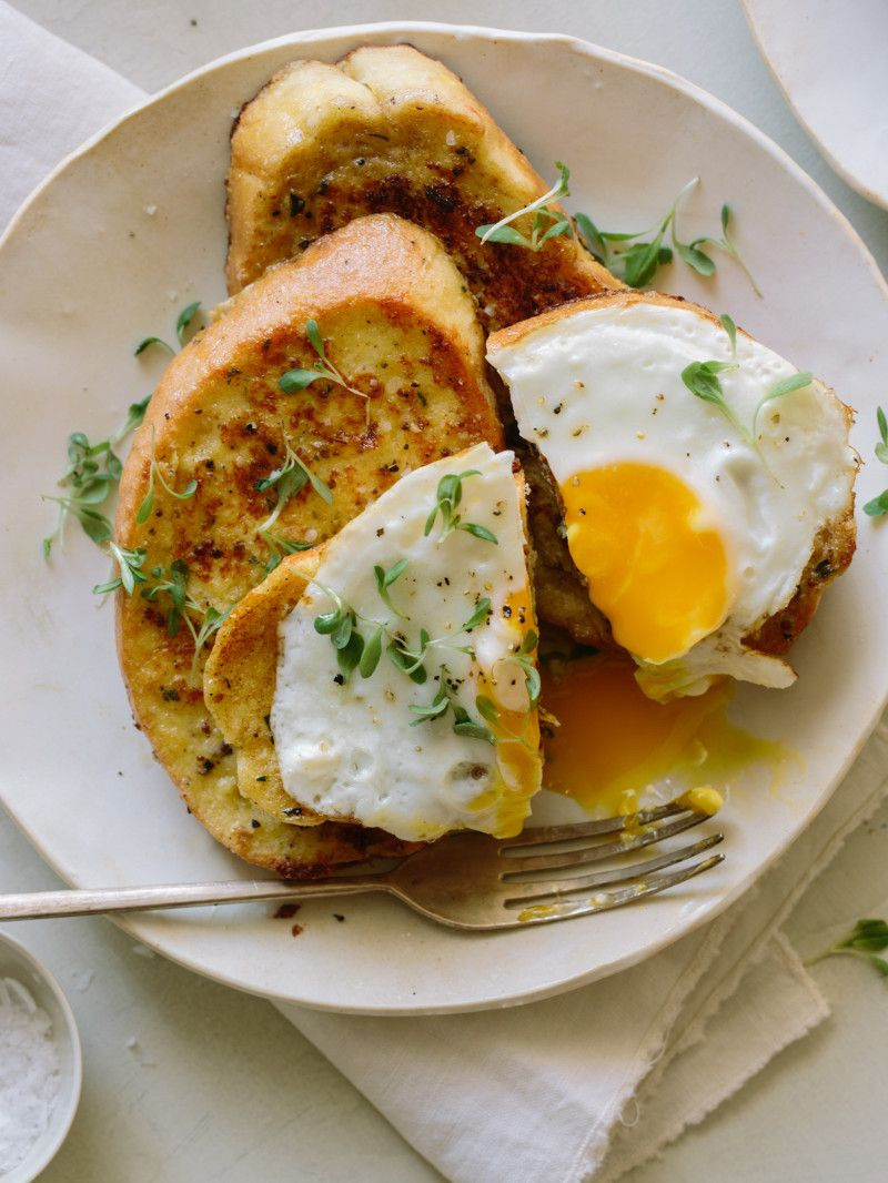 Savory Herb French Toast