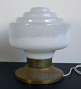 Lampada da tavolo raro da carlo nason per mazzega murano 39 s vetro ebay artinlife vintage - Lampada da tavolo vintage ebay ...