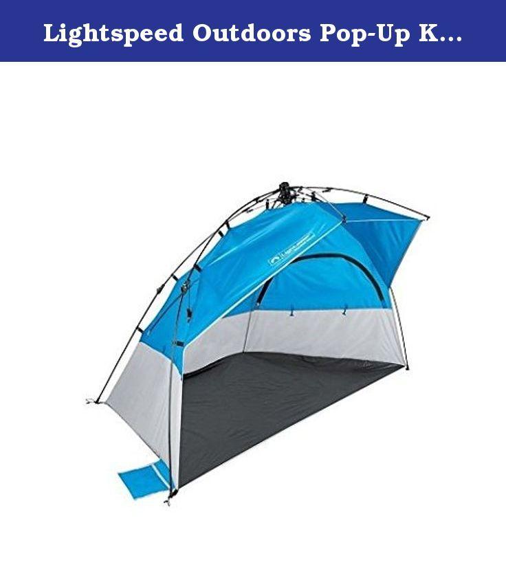 Lightspeed Outdoors Pop-Up Kona Sport Shelter Beach Tent Blue (Kona Blue) Sc 1 St Pinterest  sc 1 st  memphite.com & Caribee Pop Up Beach Tent u0026 Lightspeed Outdoors Pop-Up Kona Sport ...