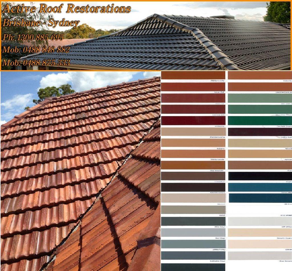 Active Roof Restorations Roof Restoration Restoration Sydney Australia