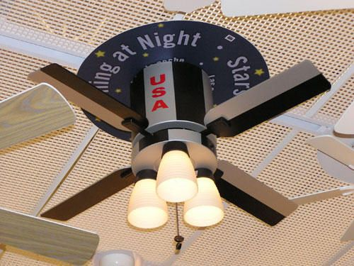 Awesome ceiling fan rocket creative ceiling fan ideas pinterest awesome ceiling fan rocket aloadofball Choice Image