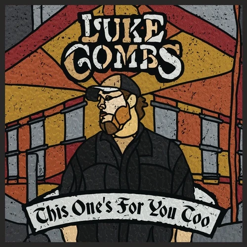 Luke Combs This Ones For You Too190758292816columbia Records Nashville 2017media Mint Vinyl Record Lp In 2020 Music Album Cover Are You The One Music Album Covers