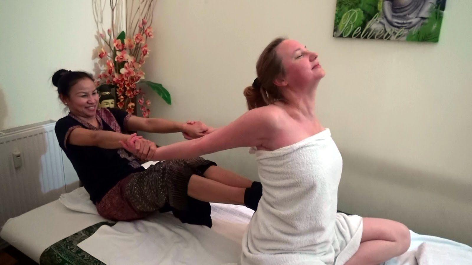 Thai massage kurfürstenstr