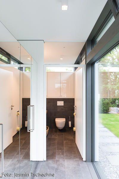 HUF HAUS Toilette Interiors, Im and Haus - badezimmer jasmin