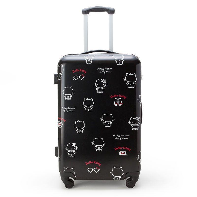 d17ba3433f30 Hello Kitty Carry Bag L Travel Tachi Sanrio Kawaii Japan f s