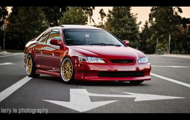 6 Gen Honda Accord Honda Accord Honda Coupe Accord Coupe