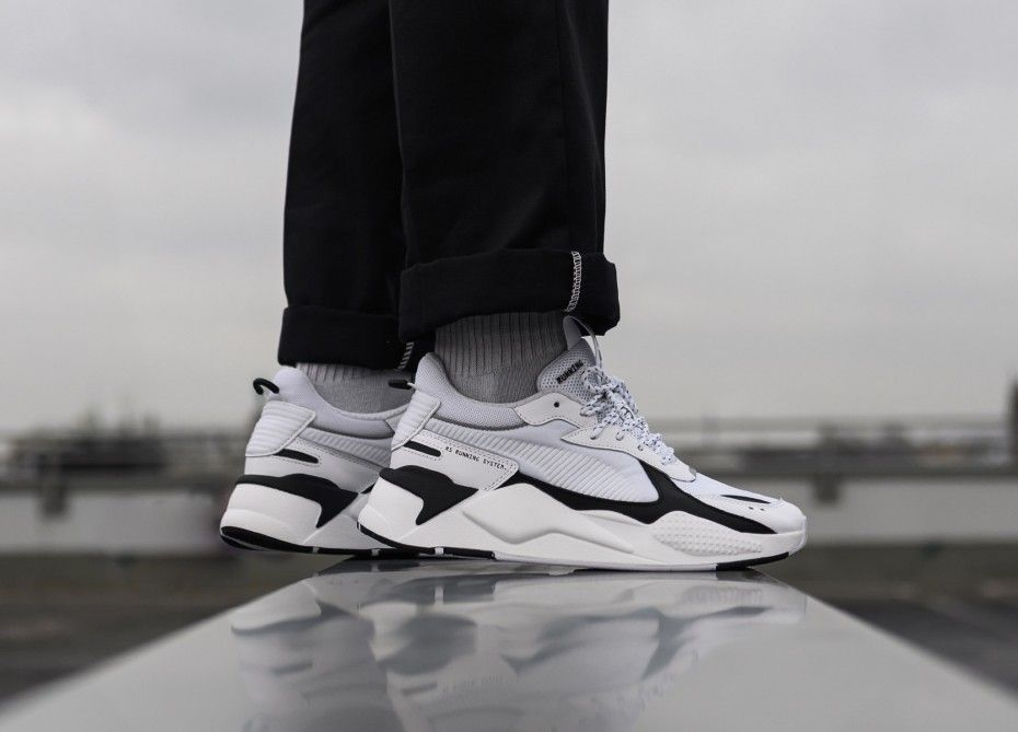 6259aaeefd485c Puma RS-X Core (Puma White   Puma Black) in 2019
