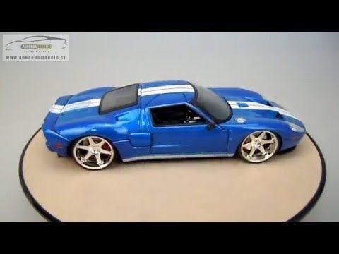Ford Gt Fast Furious  Jada