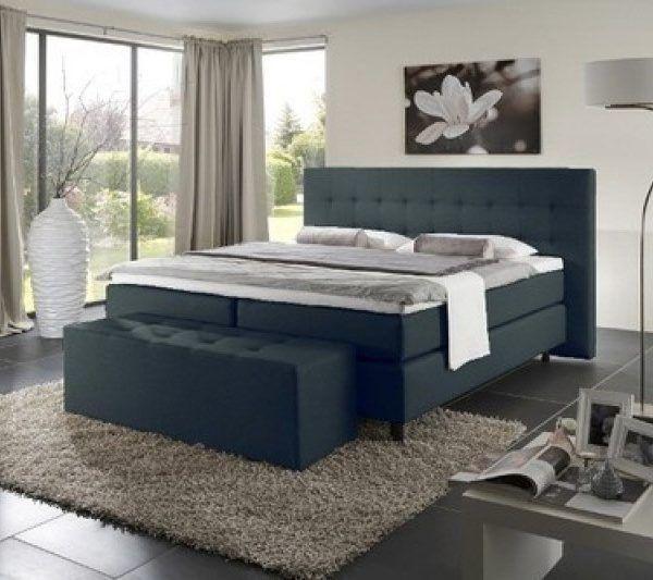 Pin von Möbel und Konsorten auf Betten Boxspringbett