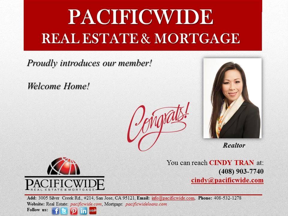 Welcome Cindy Tran