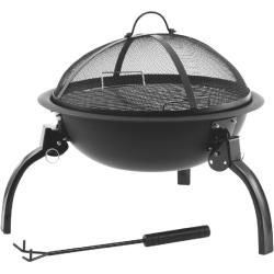 Photo of Outwell Cazal Fire Pit M Grill OutwellOutwell