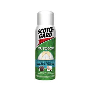 Scotchgard Outdoor Water Shield For Canvas Drop Cloth Curtains