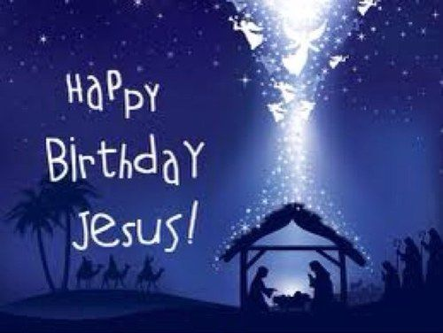 Happy Birthday Jesus Thank You Stlteamjesus Happy Birthday