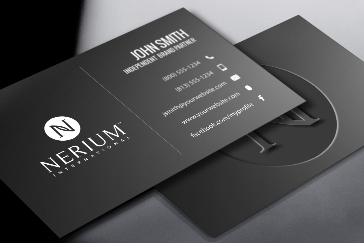 Check Out Our New Nerium Business Cards Mlm Nerium Print Paper Graphicdesign Businesscards Contact Printing Business Cards Contact Card Business Cards